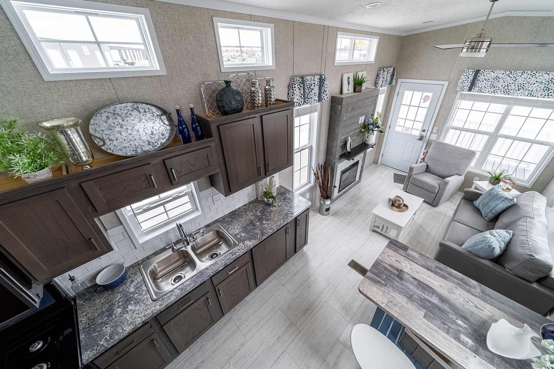 Park Model And Vacation Cottage And Trailer Floor Plans By Fairmont Homes