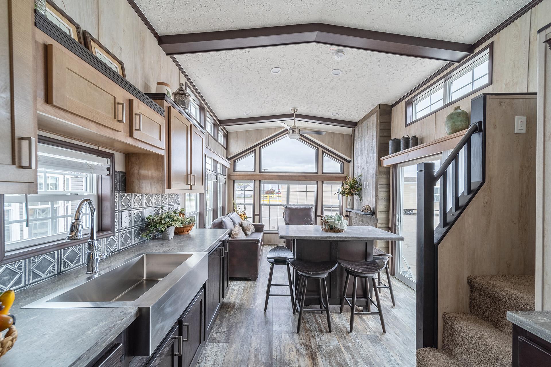 Fairmont Homes Park Model And Vacation Cottage Construction Process